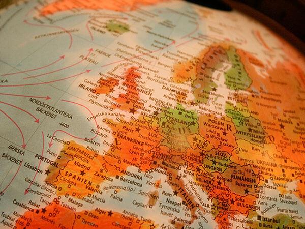 Harta Rutiera A Europei Pdf
